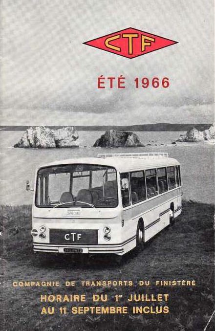CTF timetable cover 1966