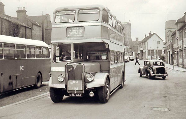 Yeovil in the 1960s