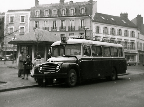citroen in the 1960s
