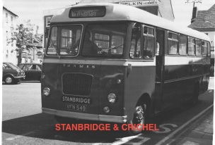 Stanbridge & Crichel in Wimborne